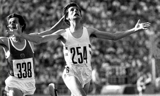 Remembering Seb Coe's Moscow 1980 1500m win