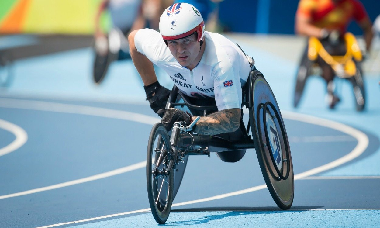David Weir says he 'let the country down' with Rio Paralympics performance