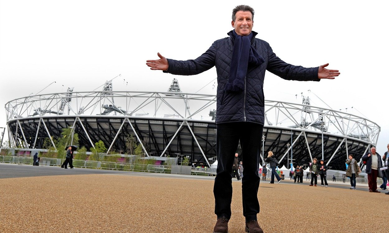 Seb Coe: Athletics is a sport I would die in a ditch for