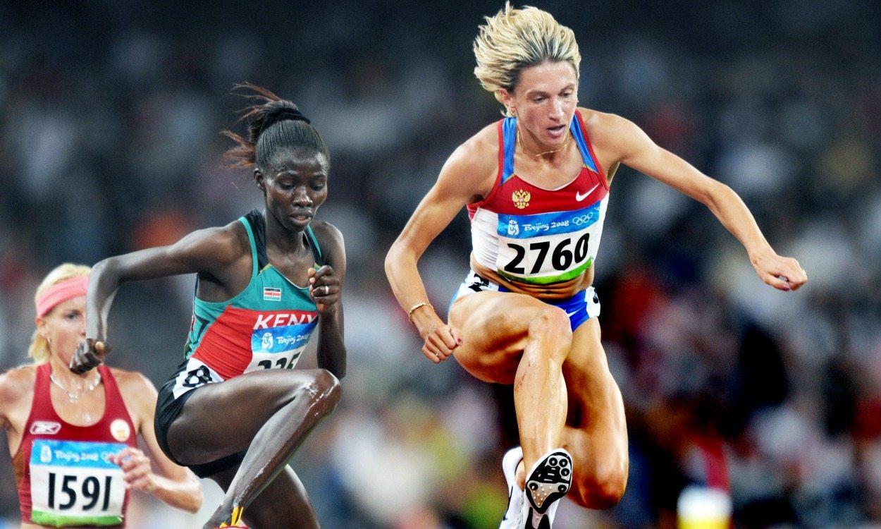 Former world steeplechase champ Ekaterina Volkova sanctioned after 2008 retest