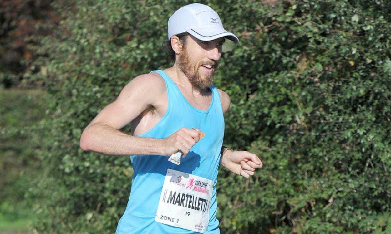 Paul Martelletti wins Yorkshire Marathon – weekly round-up
