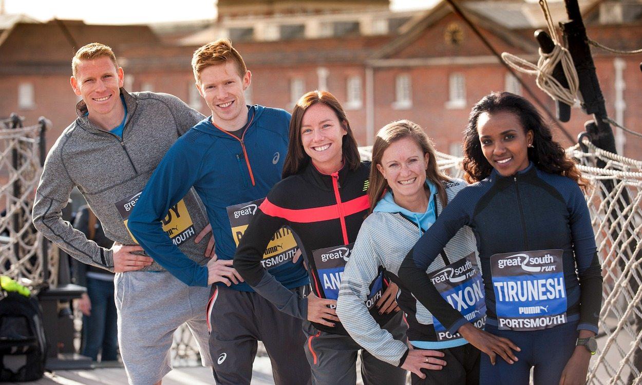 Tirunesh Dibaba and Andy Vernon among athletes set for Great South Run