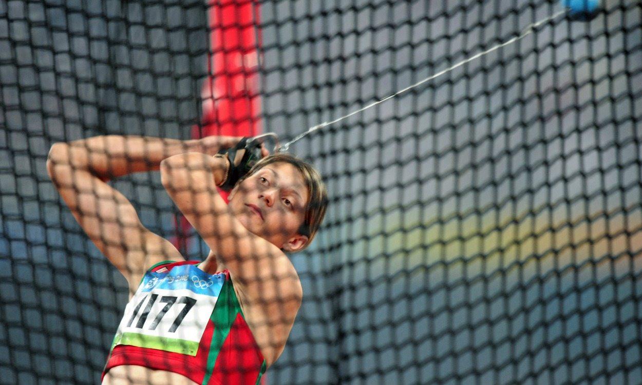 Aksana Miankova to be stripped of Beijing 2008 hammer gold