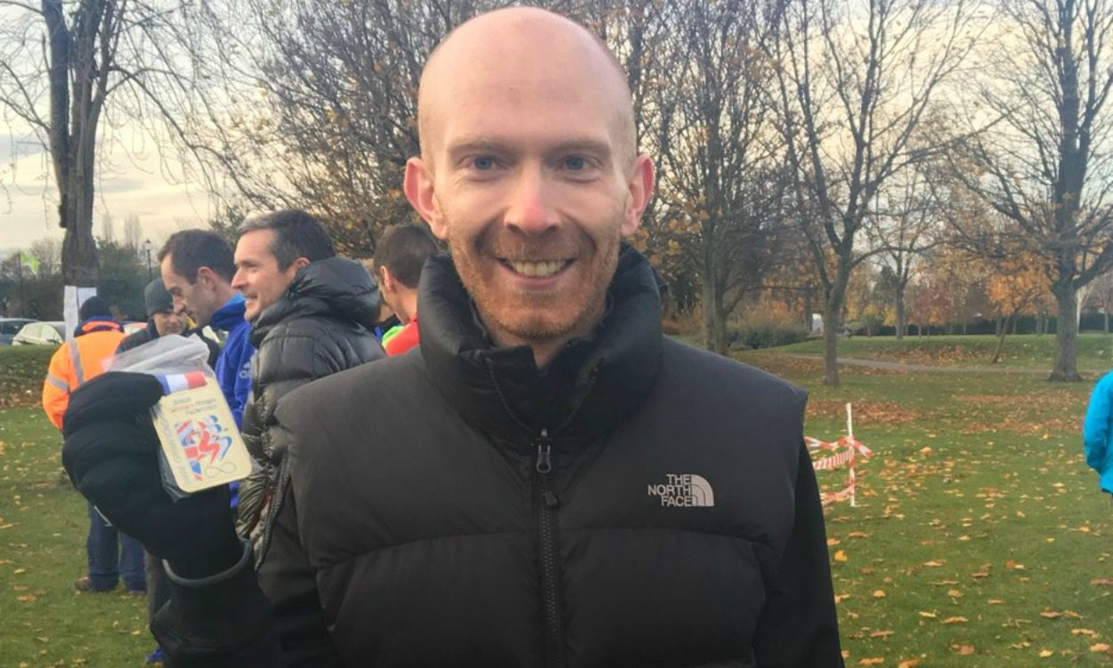 Honours shared at British Masters Cross Country Relays