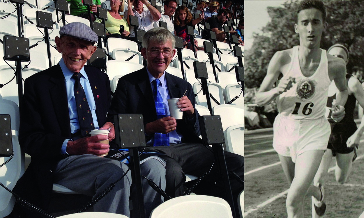 Jack Braughton, one of Britain's oldest athletics Olympians, dies aged 95