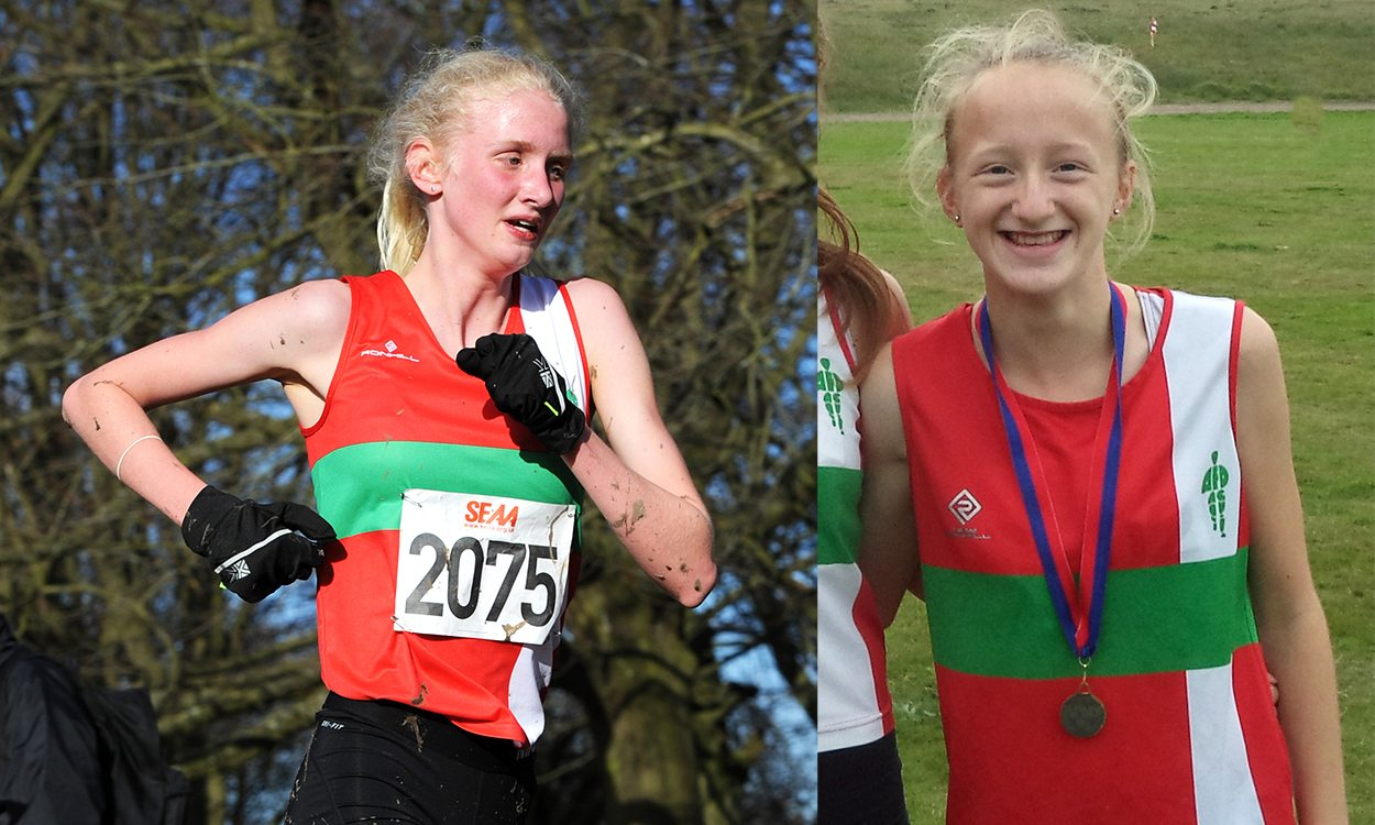 Tributes paid to AFD athletes Lucy Pygott and Stacey Burrows