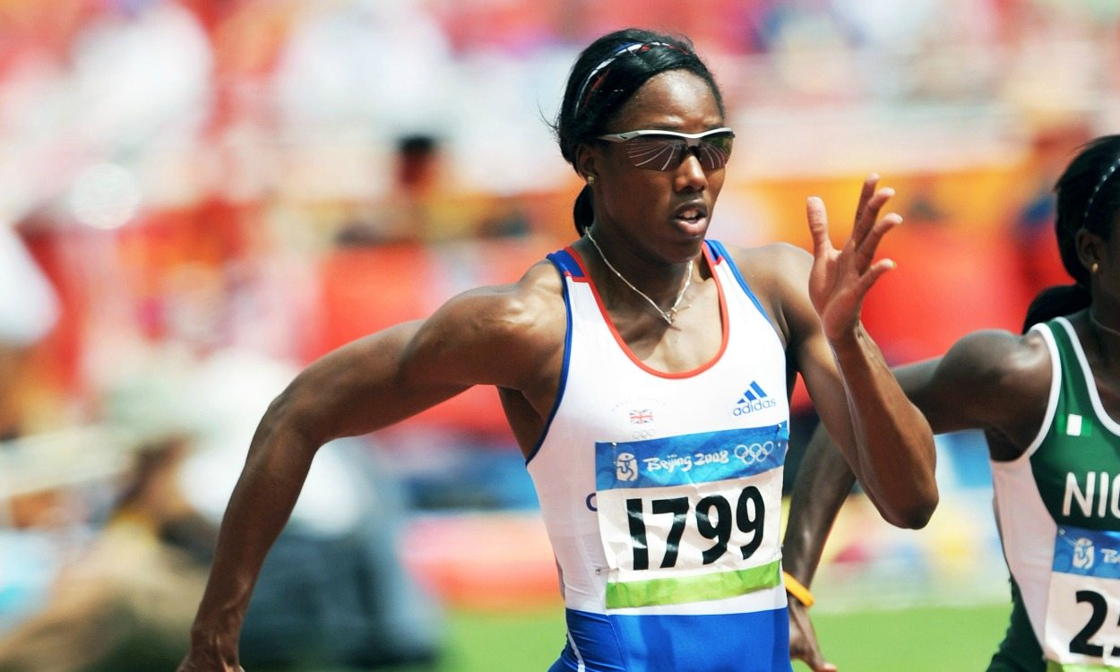 Montell Douglas: To be a double Olympian would be a dream come true
