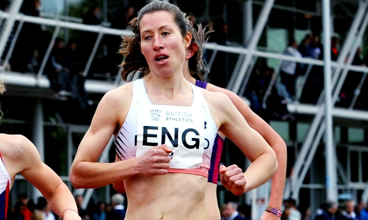 Alison Leonard puts Olympic heartbreak behind her