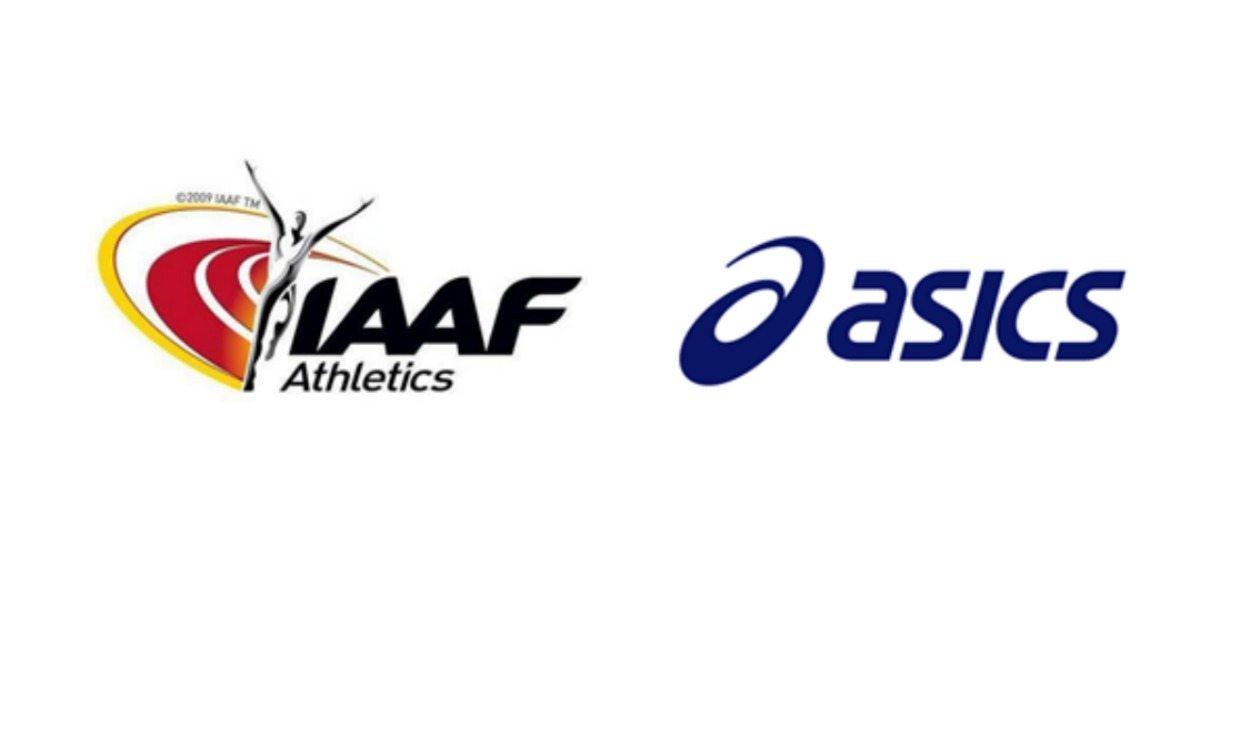 IAAF announces partnership with Asics