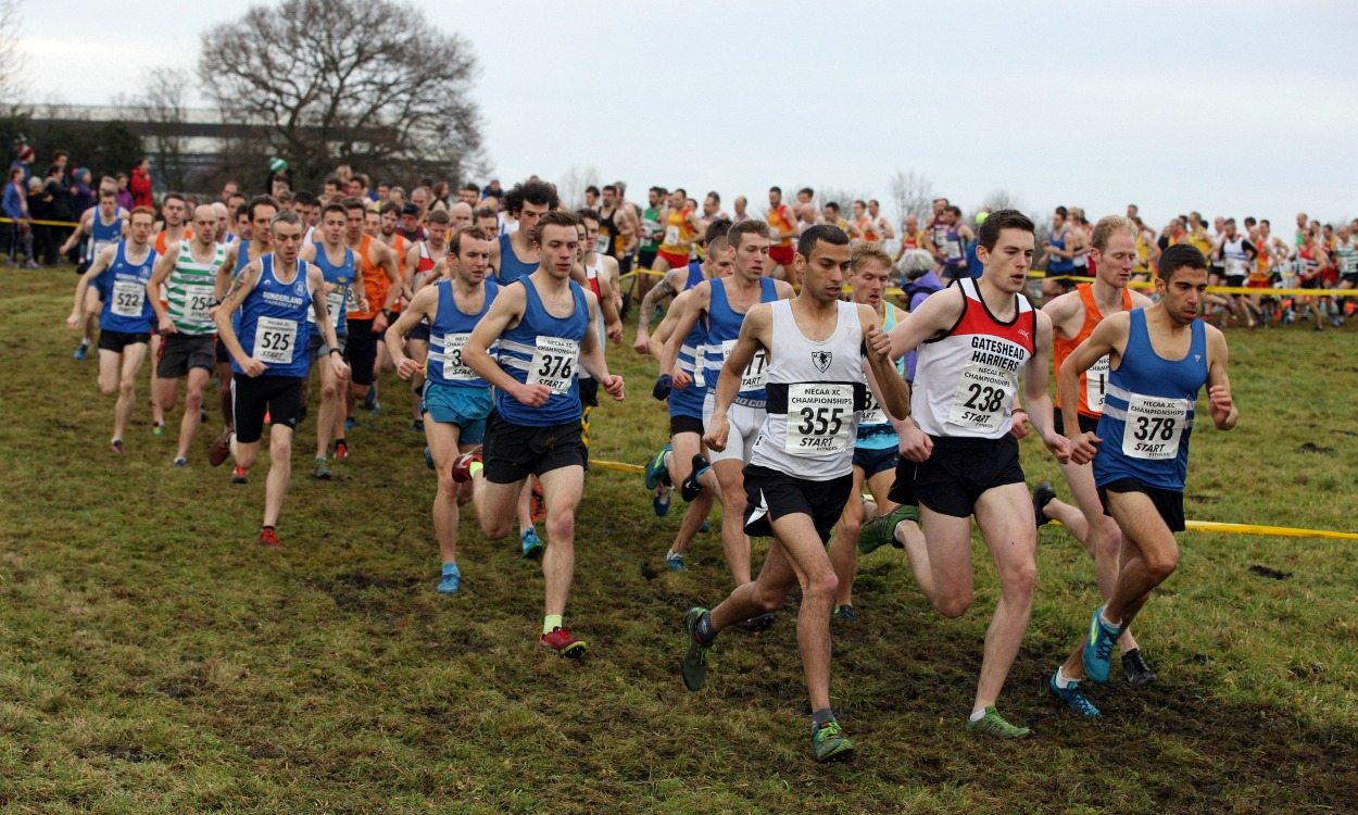 Jonathan Taylor and Laura Weightman win North East Cross Country – weekly round-up
