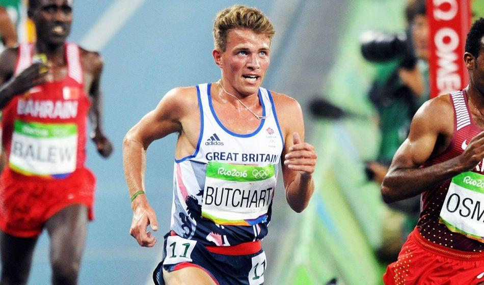 Andrew Butchart breaks Scottish 3000m record in Boston
