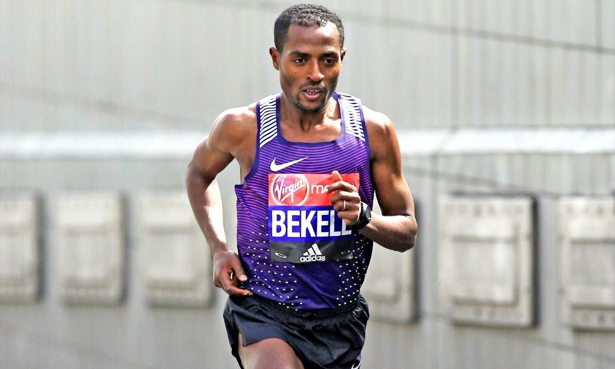 Bekele, Lilesa, Biwott and Ghebreslassie in London Marathon field