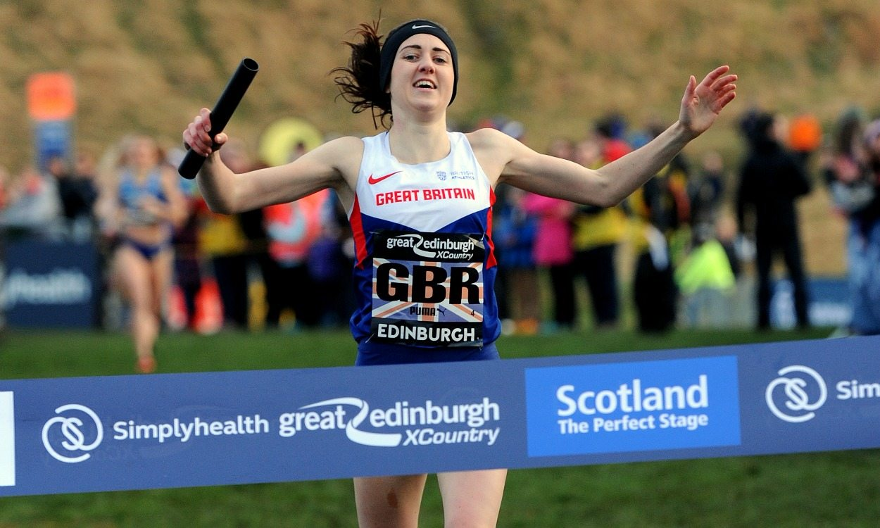 Cross country quality for Edinburgh