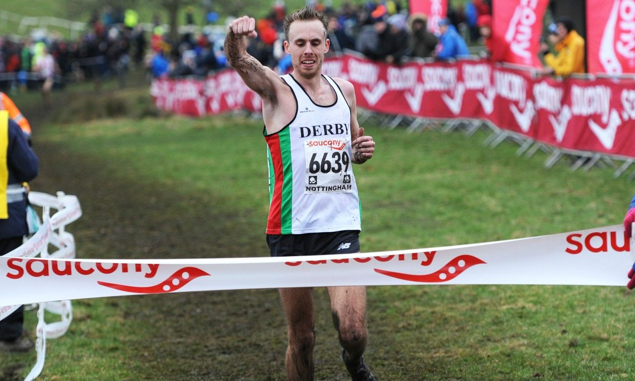 Ben Connor and Jess Judd triumph at Saucony English National
