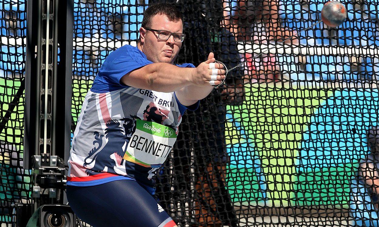Athlete insight – Chris Bennett