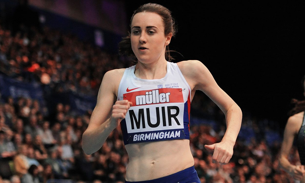 Ones to watch at the British Athletics Indoor Championships