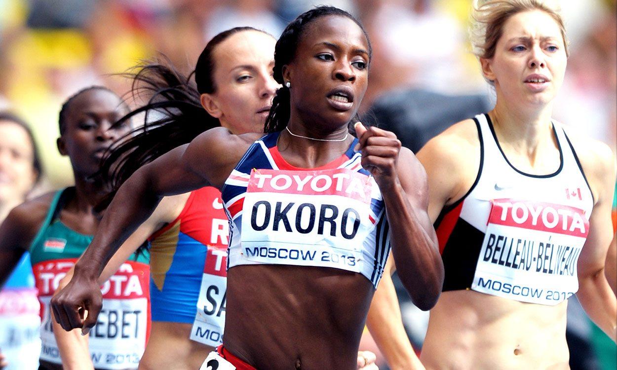 Marilyn Okoro is back in business