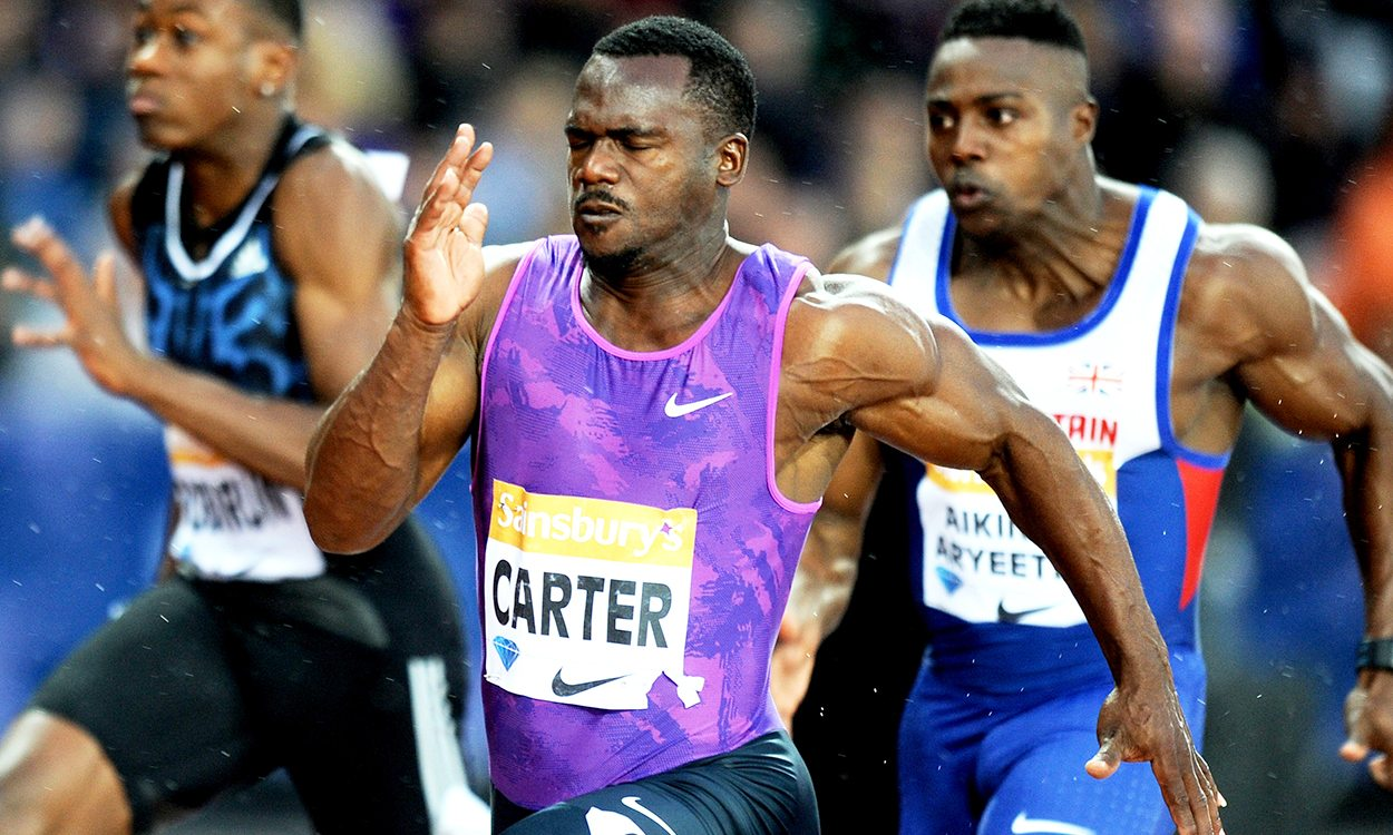 Nesta Carter Beijing 2008 disqualification appeal dismissed by CAS