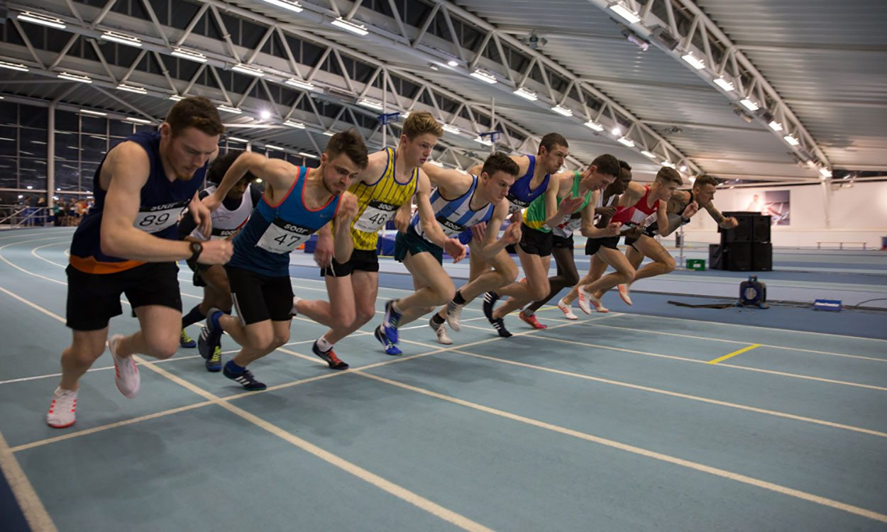 Anthony Whiteman sets world M45 indoor mile record – weekly round-up