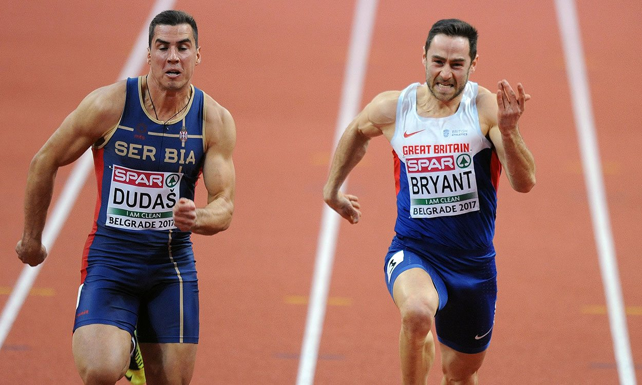 Ashley Bryant among Britons to impress on second morning in Belgrade