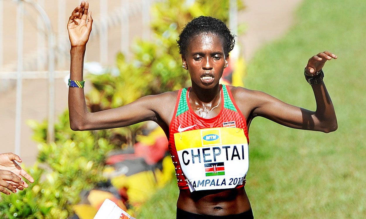 Irene Chepet Cheptai leads Kenyan clean sweep in Kampala