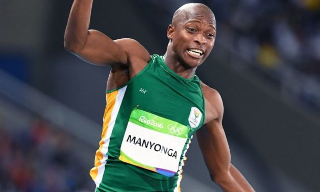 Luvo Manyonga charged with breaking whereabouts rules