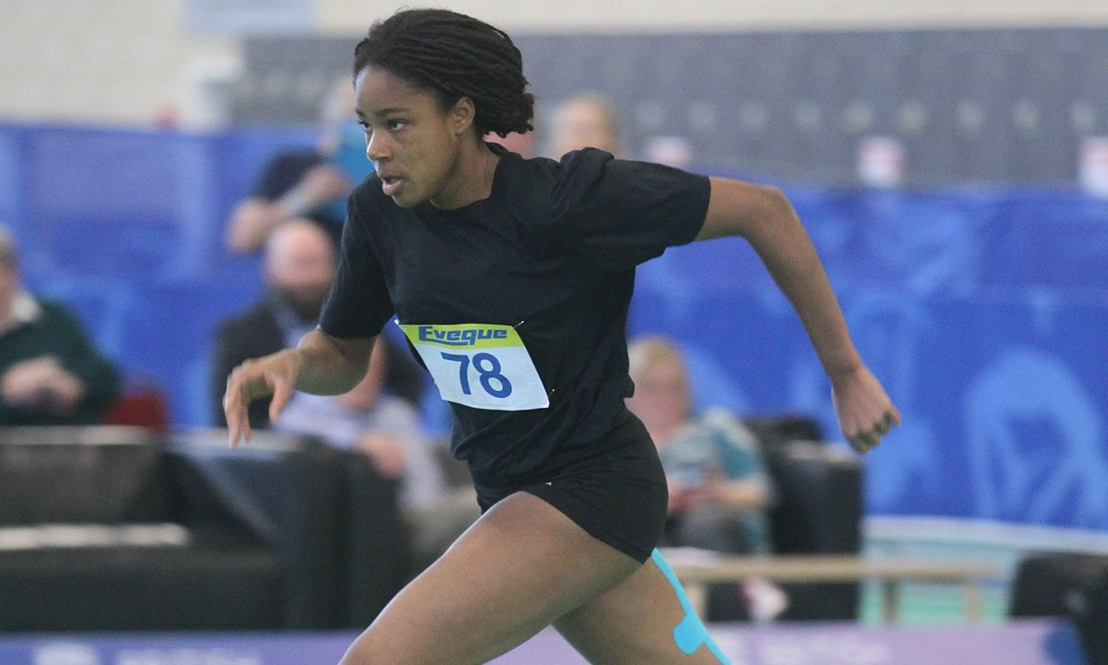 Top young athletes set to compete at Sportshall UK Final