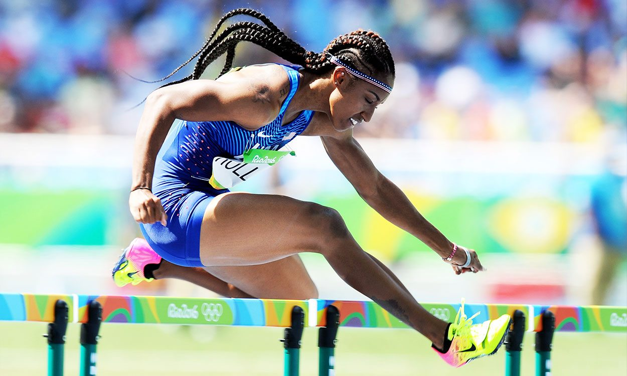 Olympic champion Brianna McNeal provisionally suspended