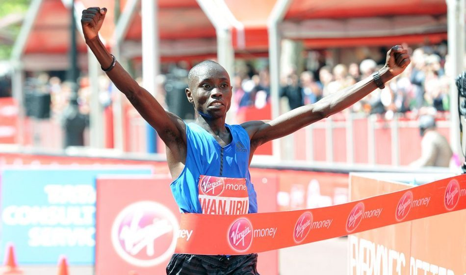 Daniel Wanjiru is provisionally suspended by AIU