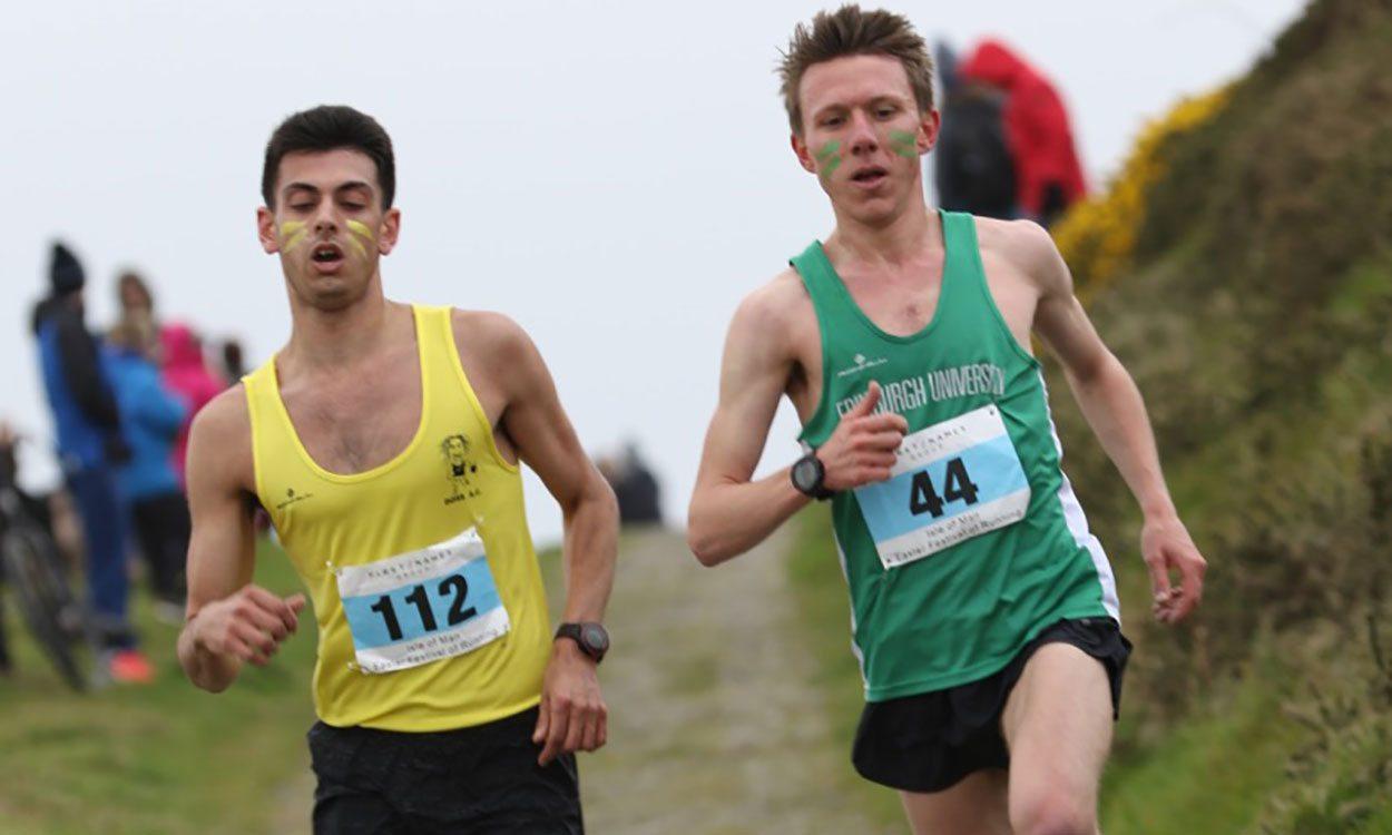 Michael Christoforou among winners at Isle of Man Easter Festival of Running