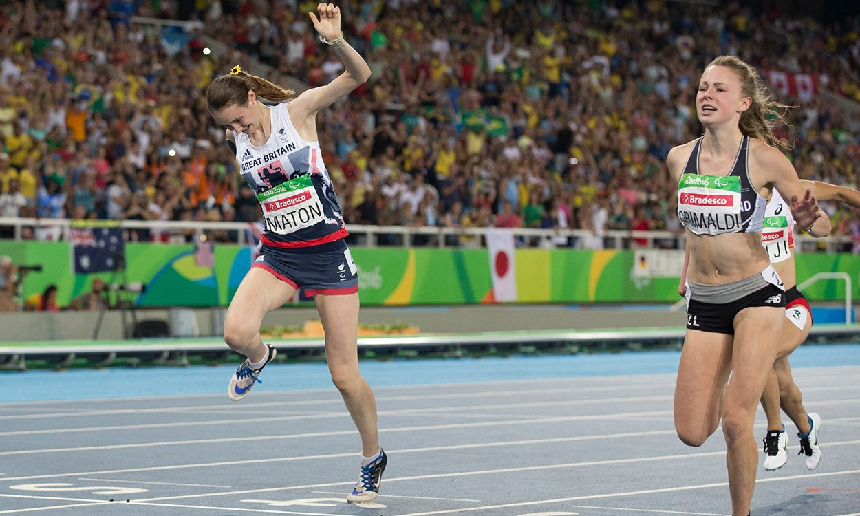 David Devine and Polly Maton add to GB medals in Berlin