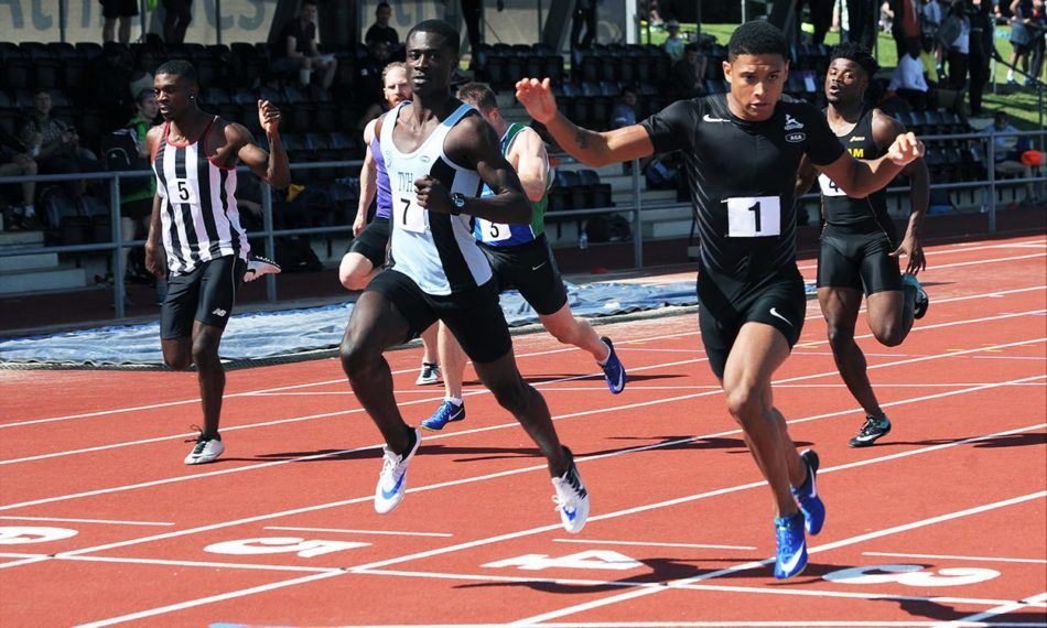 Sprinter Leon Reid charged with drugs offences