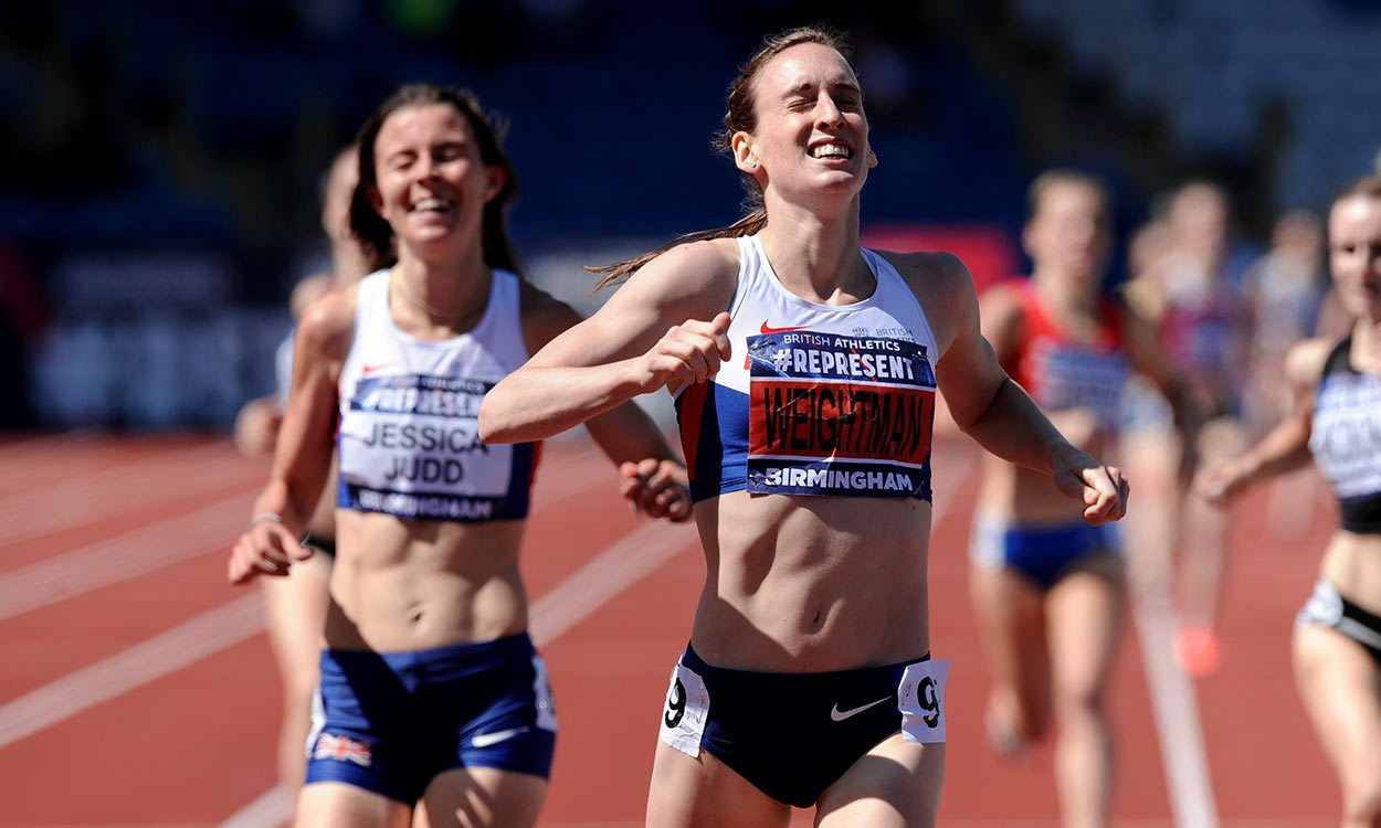 Laura Weightman warms up for Gold Coast with strong 5km – weekly round-up
