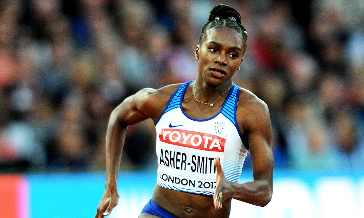 Dina Asher-Smith's determination