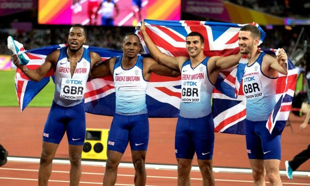 Sprint stars have only just begun, says Darren Campbell