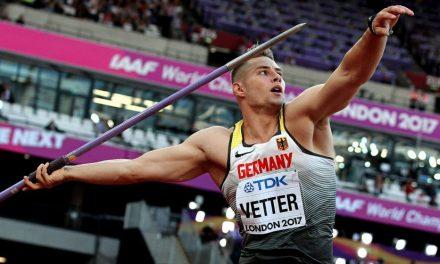 Javelin star Johannes Vetter to throw in Gateshead