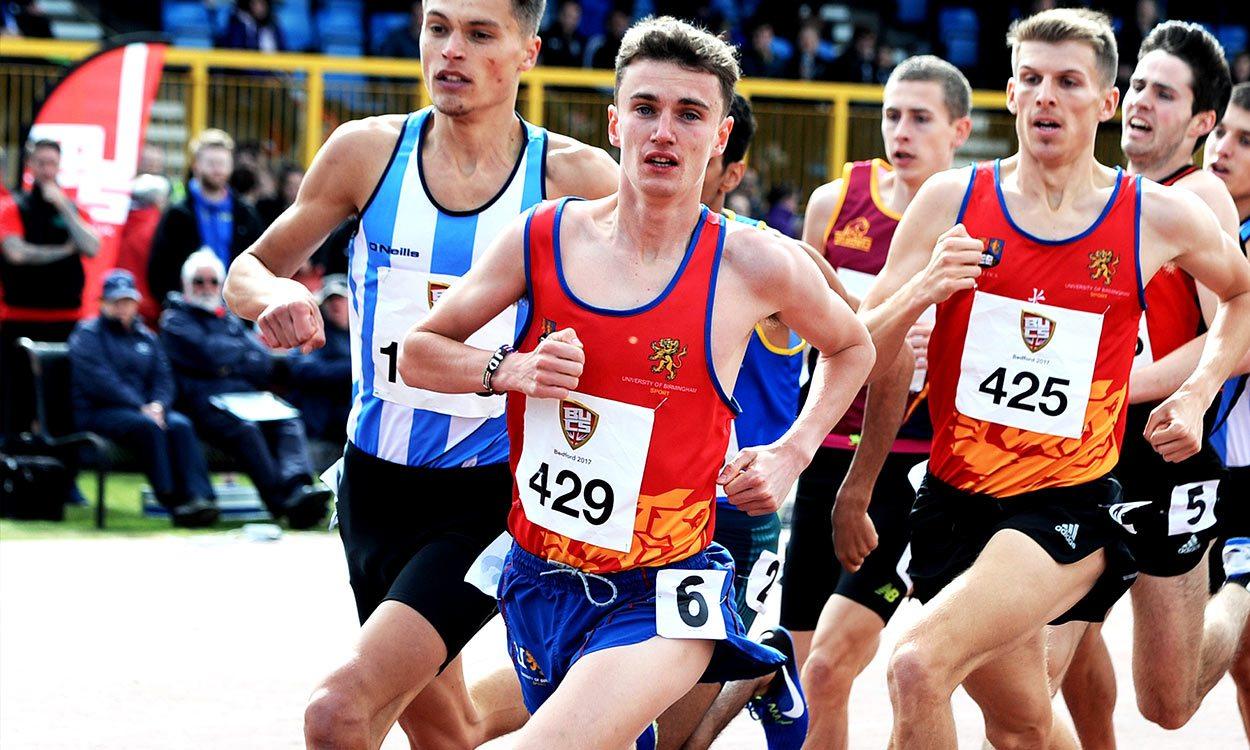 Jonny Davies bags World University Games 1500m bronze