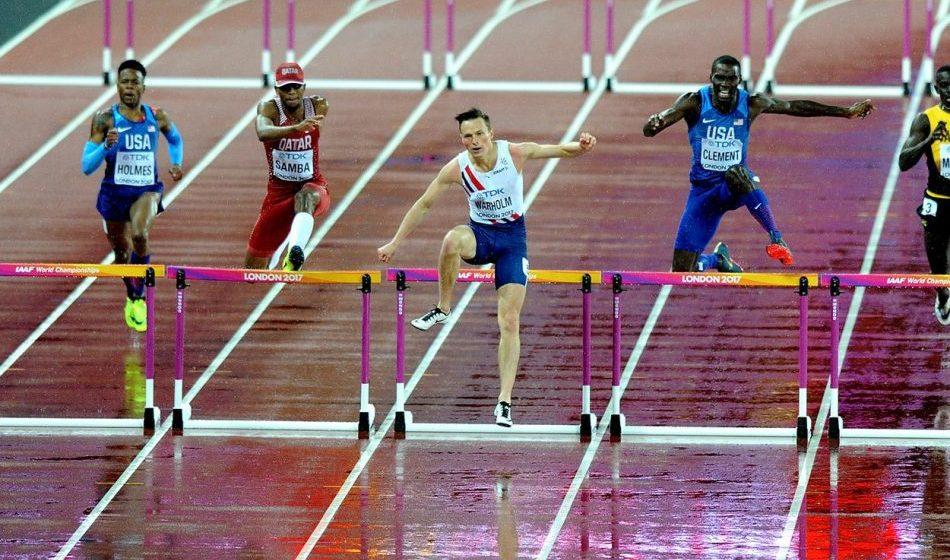 Karsten Warholm of the Worlds - AW - Athletics Weekly