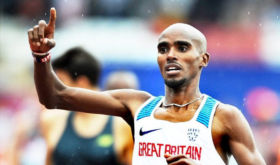 Mo Farah and Sifan Hassan deliver in hour of need