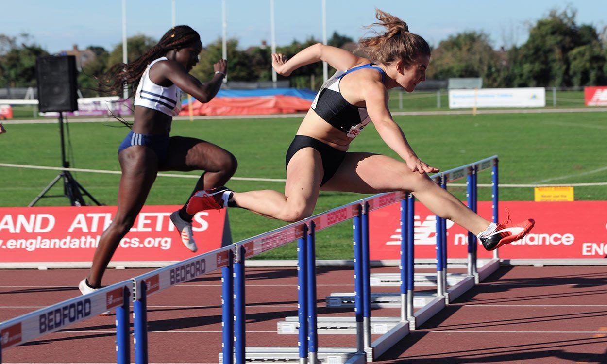 Records fall as athletes impress at England U17/U15 Championships