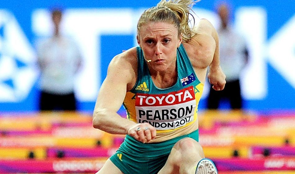 Sally Pearson gains golden global comeback