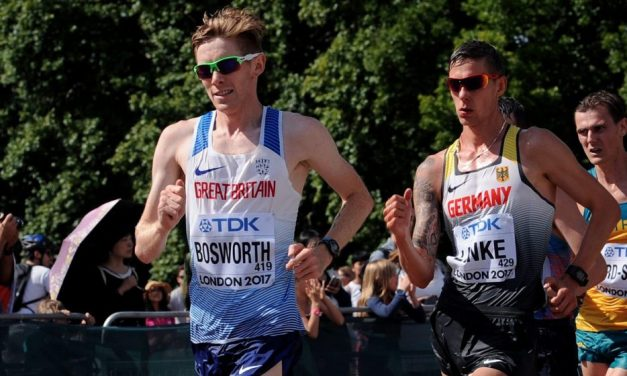 Bosworth and Wilkinson target Doha 2019 places in Leeds