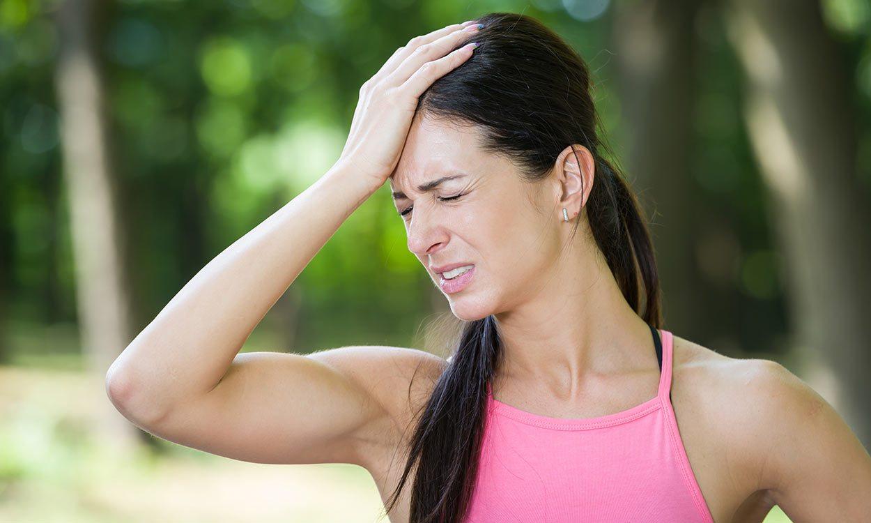 Health: Is training a headache?