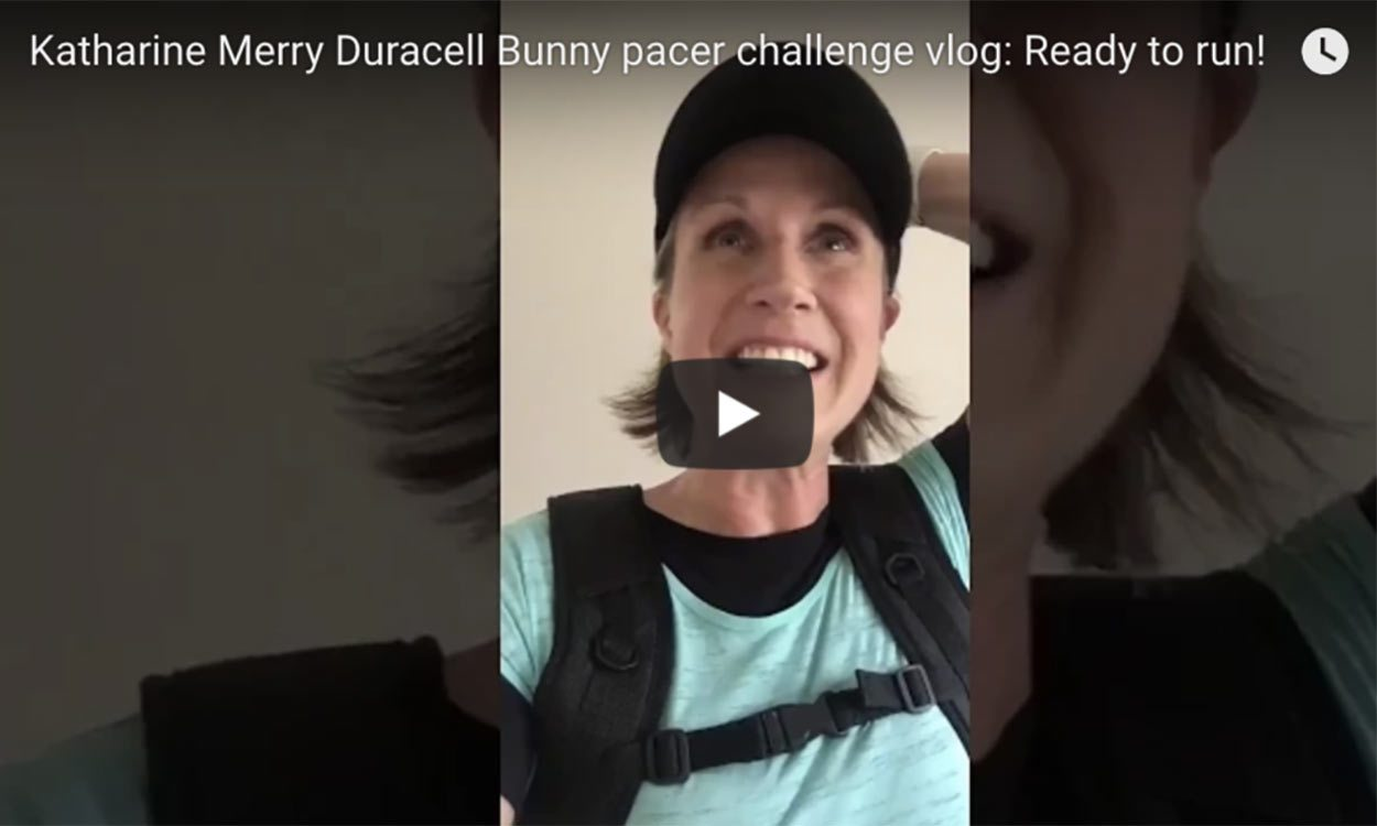 Katharine Merry vlog: Ready to run!