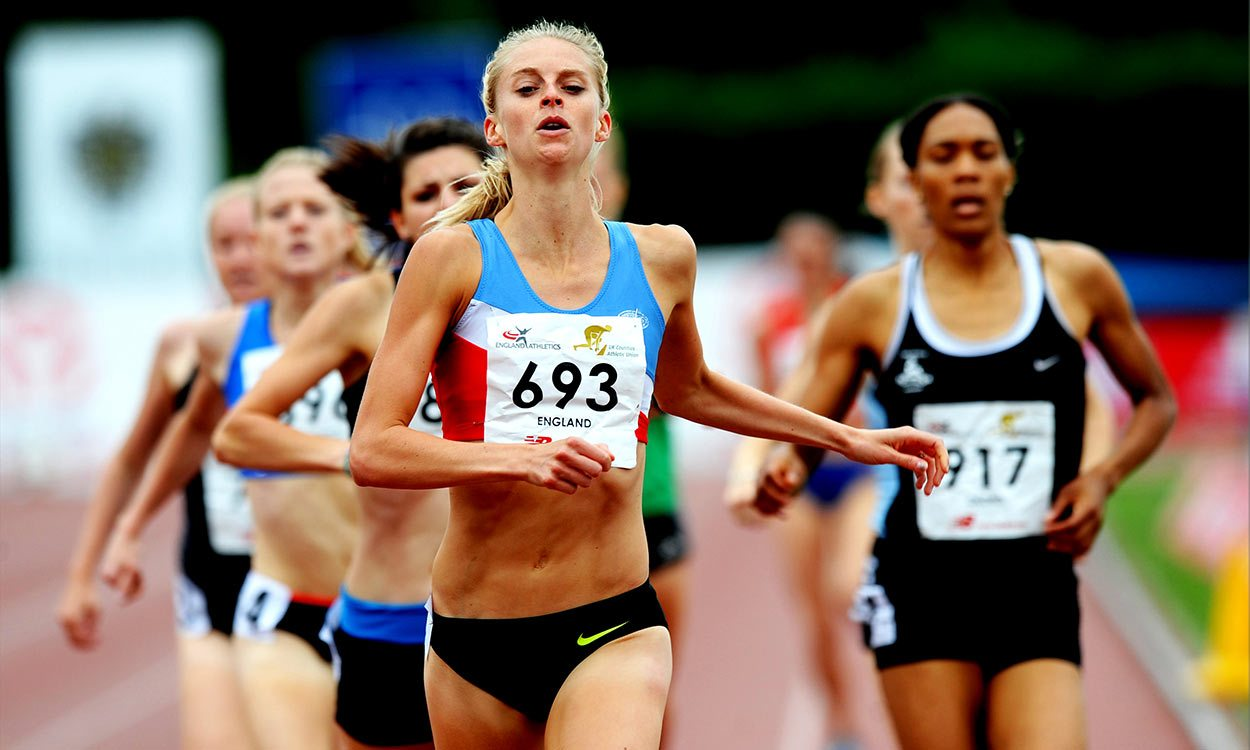 Hannah England elected chair of UK Athletics Athletes' Commission
