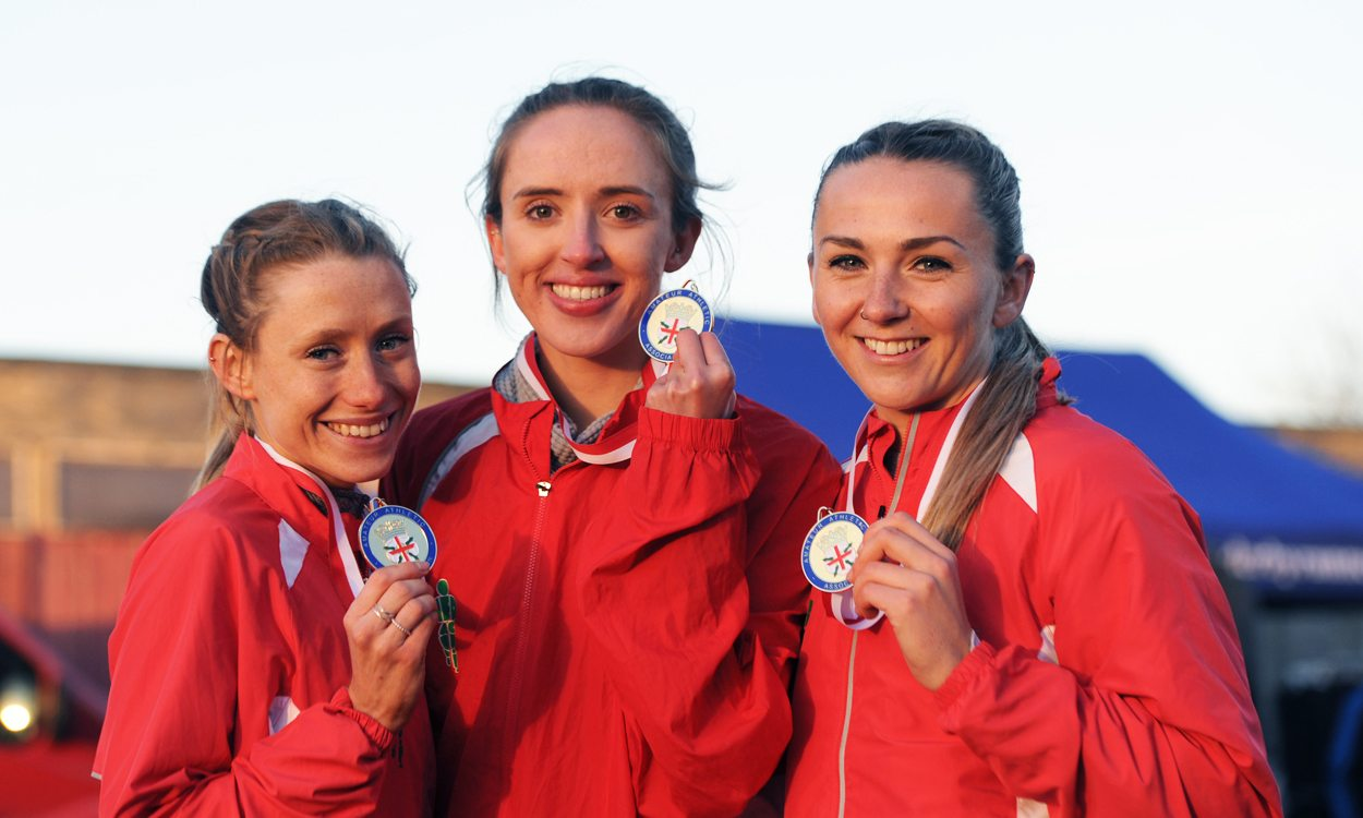 AFD and Tonbridge win at English Cross Country Relays