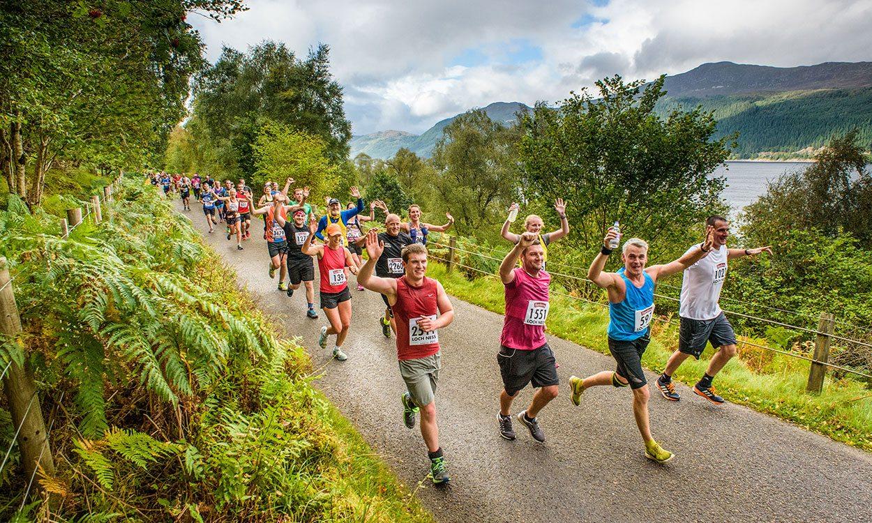 Marathon guide 2018: Baxters Loch Ness Marathon