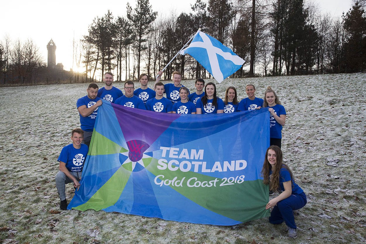 Scotland name Commonwealth Games team