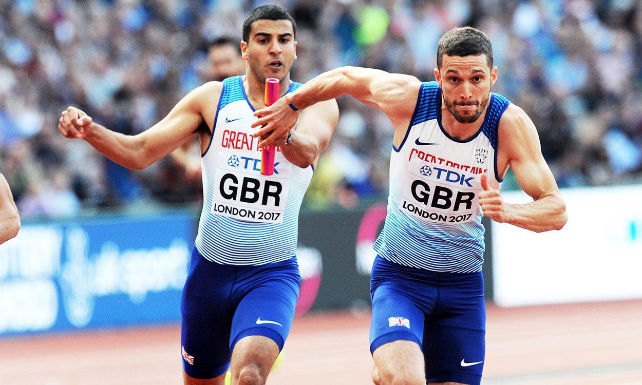 IAAF study vindicates GB relay efforts, says Adam Gemili