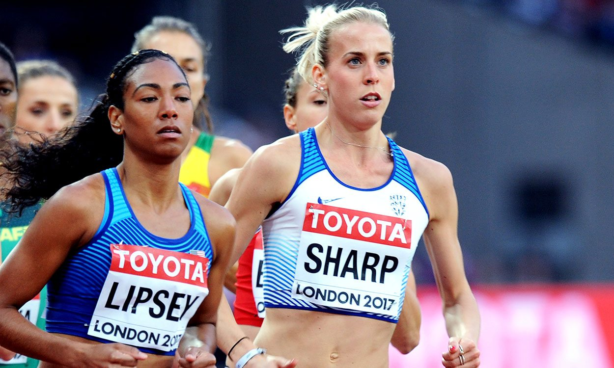 Lynsey Sharp plans USA move